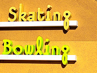 Skating Bowling