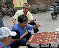 The Xiangqi Player