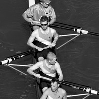 Rowing on the Potomac